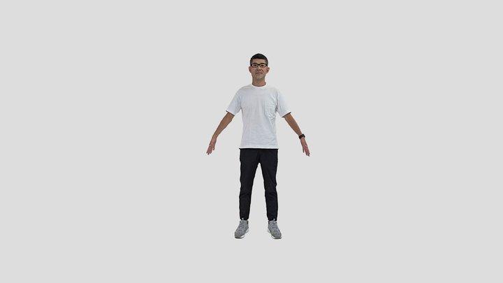 Shiozawa15kg 3D Model