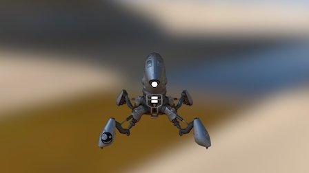 Bot 3D Model