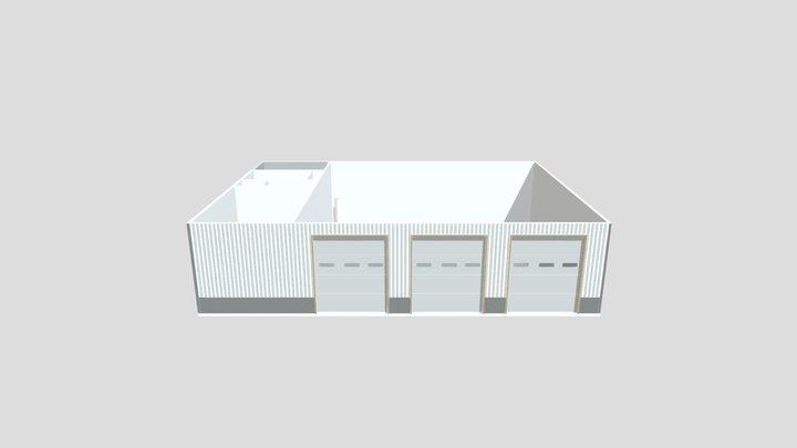 Boland Interior 3D Model