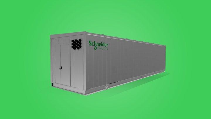 EcoStruxure Modular Data Center 3D Model
