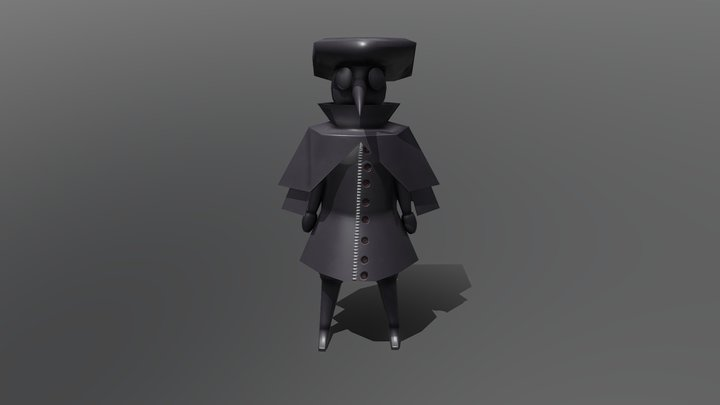 Little Project so bad 3D Model