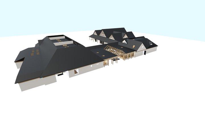 Haveli 3D Model