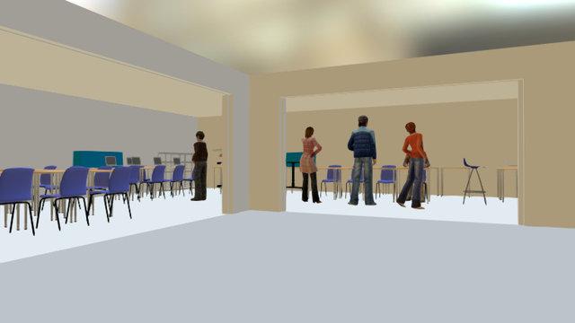 Plan Brest 2016 LPH 3D Model