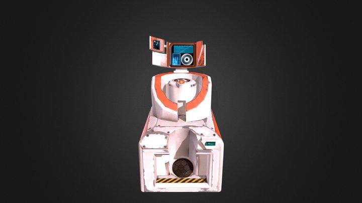 Power battery 3D Model