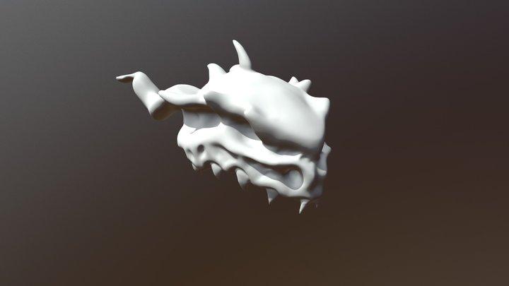 Skull Naraugh 3D Model
