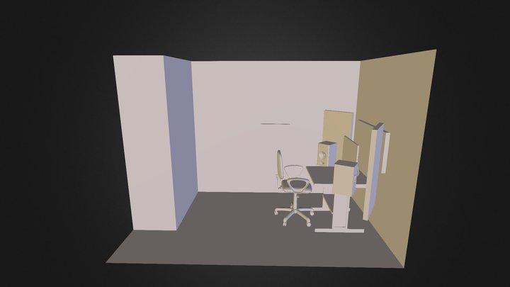 Estudio 3D Model