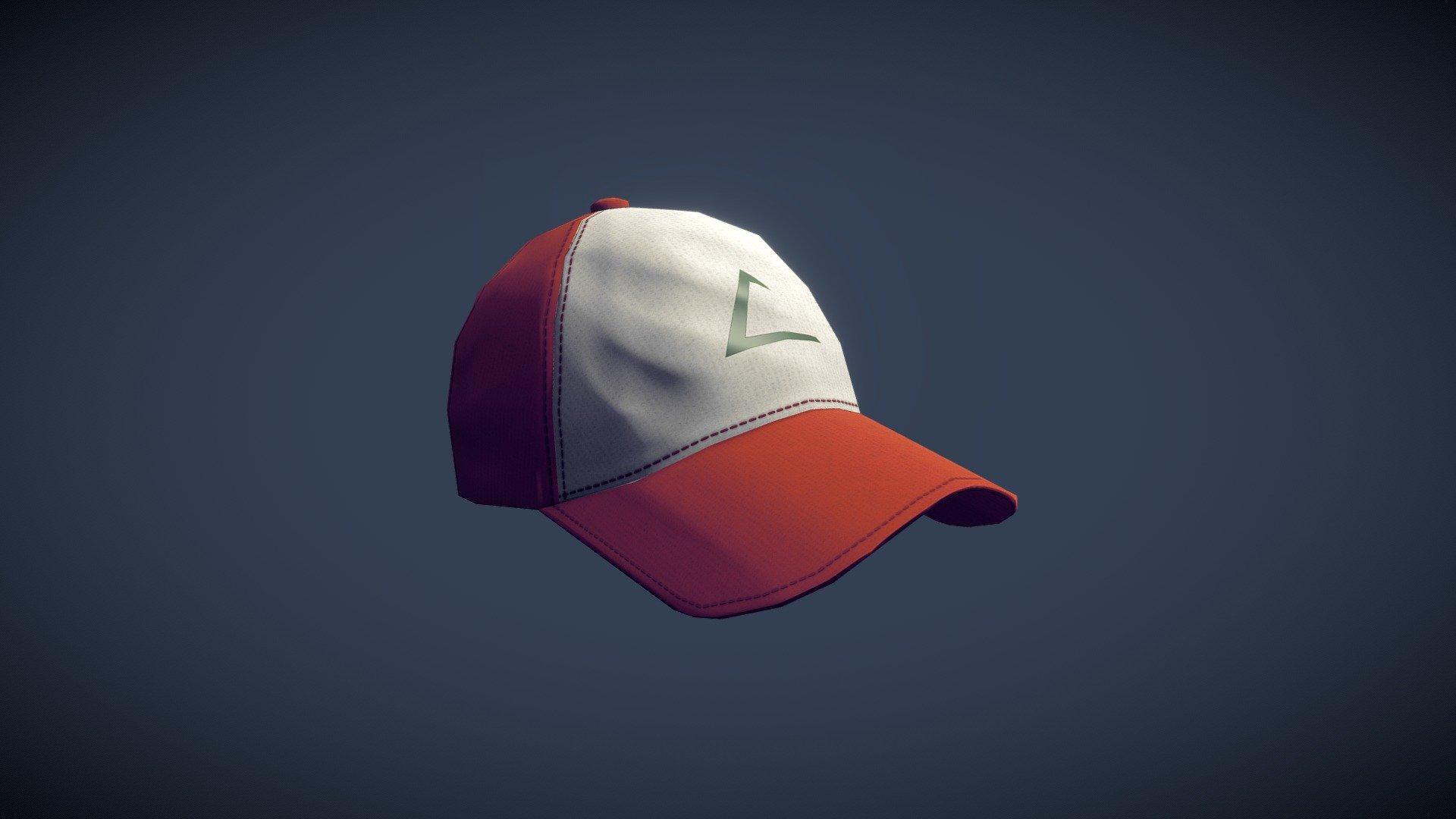 Pokemon master's cap