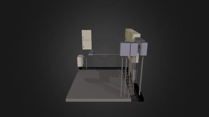 Control 3D Model