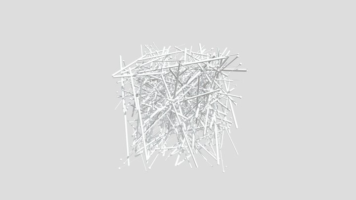 Graph 3D Model