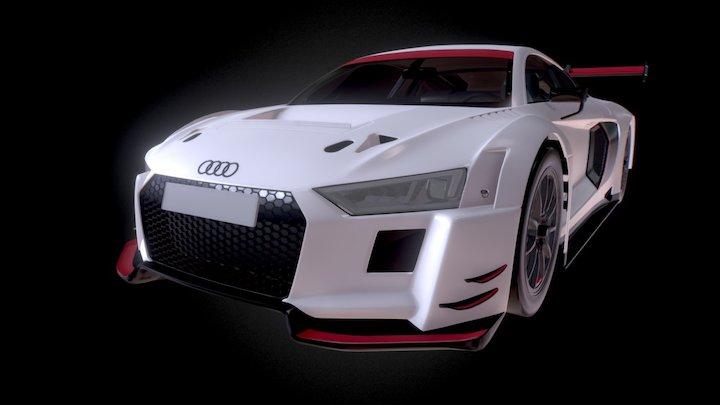 R8 LMS 3D Model