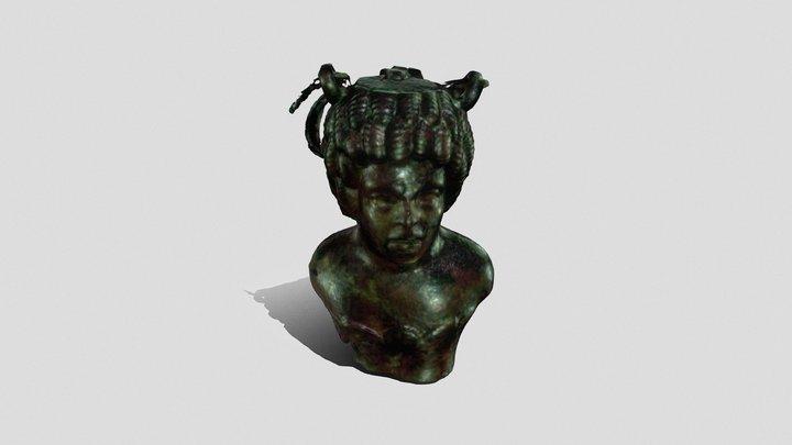Balsamaire antique 3D Model