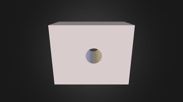 Test Ding 3D Model
