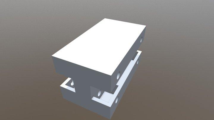 Camera Slider Inside Part V2 3D Model