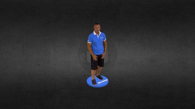 LAURENT-WE SCAN 3D Model