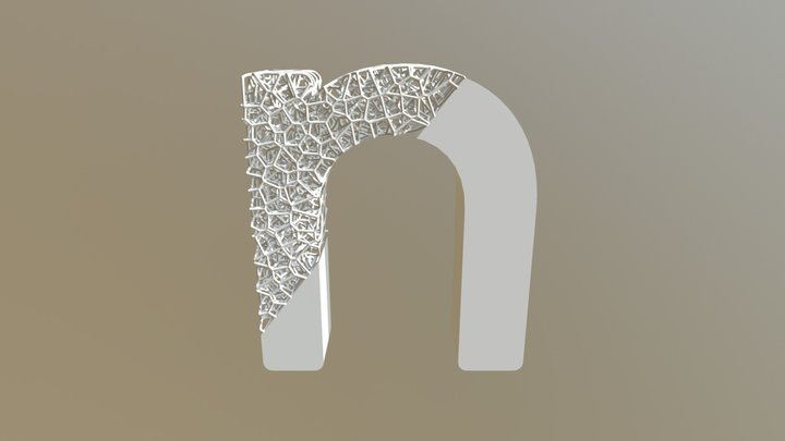 N-complete 3D Model