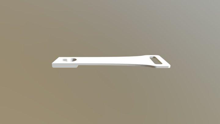 Smaller Strap 3D Model