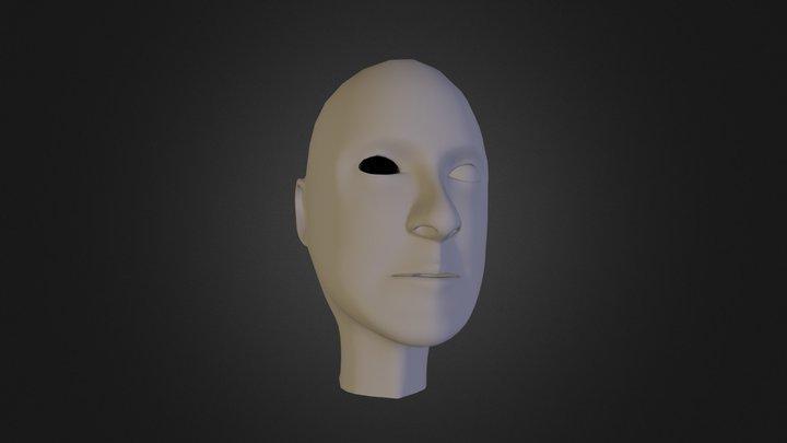 face basemesh 3D Model