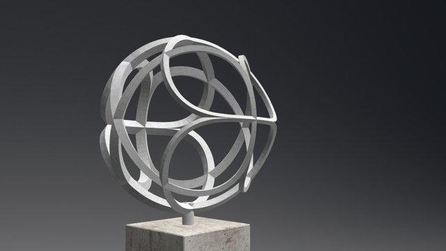 Skulpture 3D Model