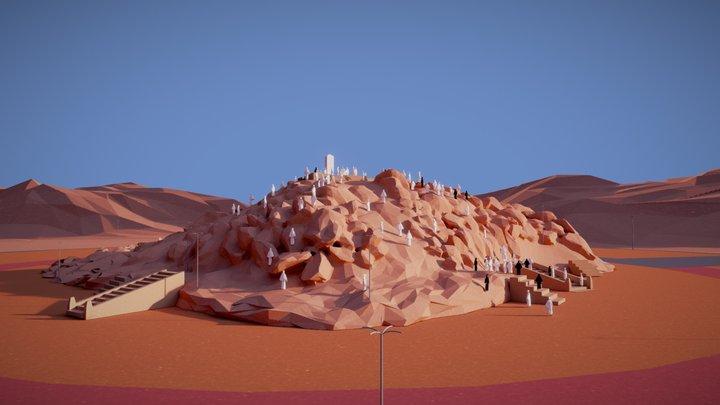 Arafah 3D Model