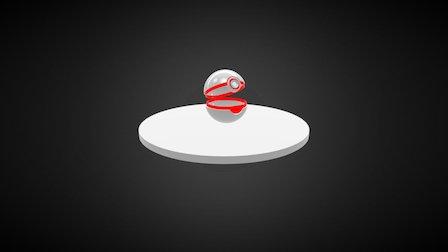 Premier Ball 3D Model
