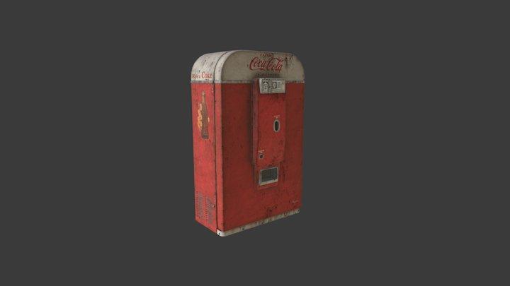 Have a Coke 3D Model