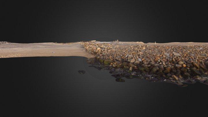 Matunuck beach 3D Model