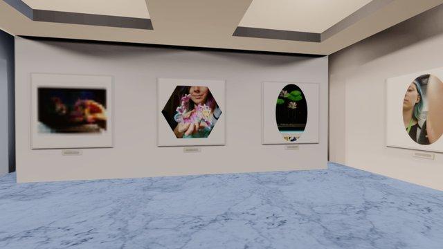 Instamuseum for @3rica.layton 3D Model