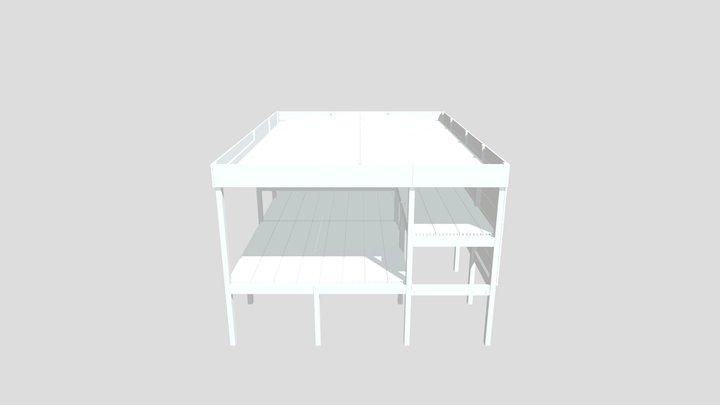 Projeto Orçamento 3D Model