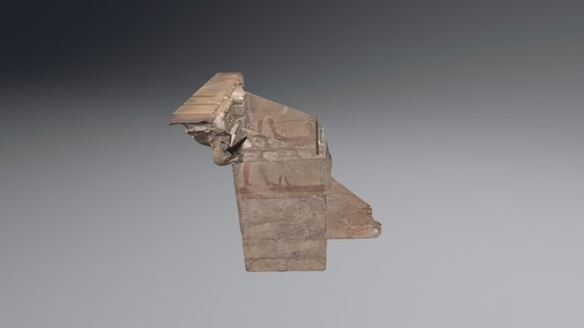 KAISEBI CHAPEL - ABUSIR EGYPT 3D Model