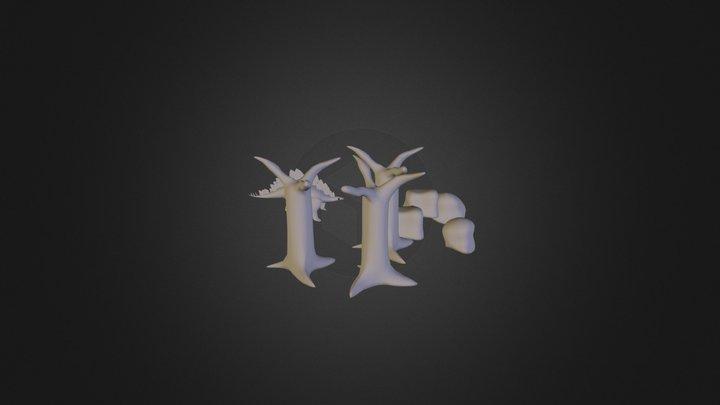 Dino 3D Model