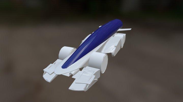 Yildun 3D Model