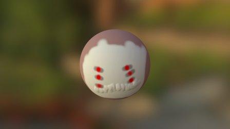 Hollow Soul 3D Model