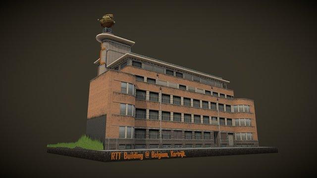 RTT Building 3D Model