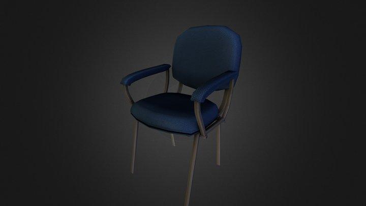 Cadeira/Chair 3D Model