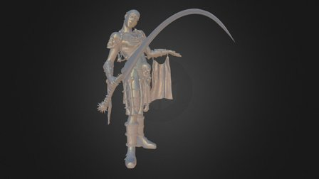 Bone Collector 3D Model