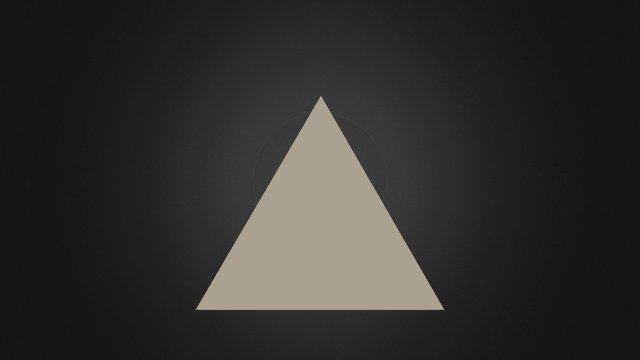 Tetraedro 3D Model