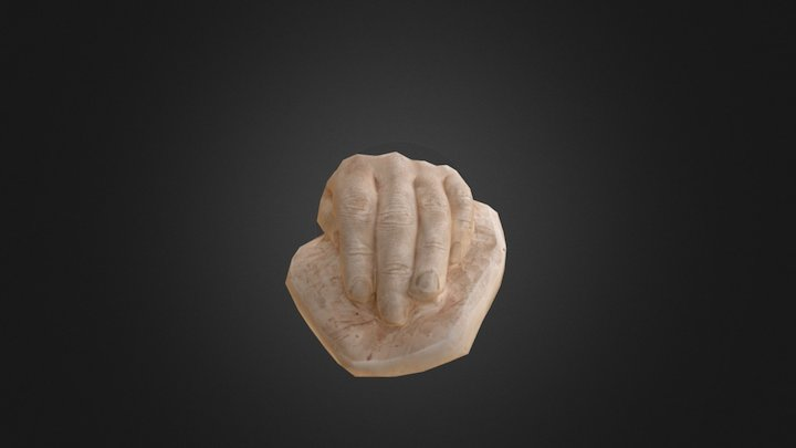 Hands (two of Two) 3D Model