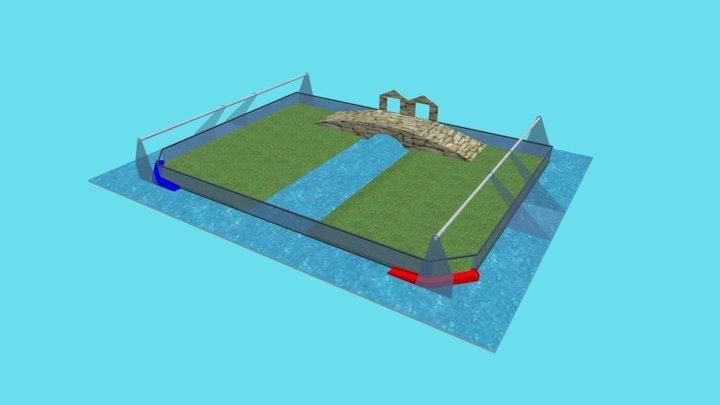 Field 3D Model