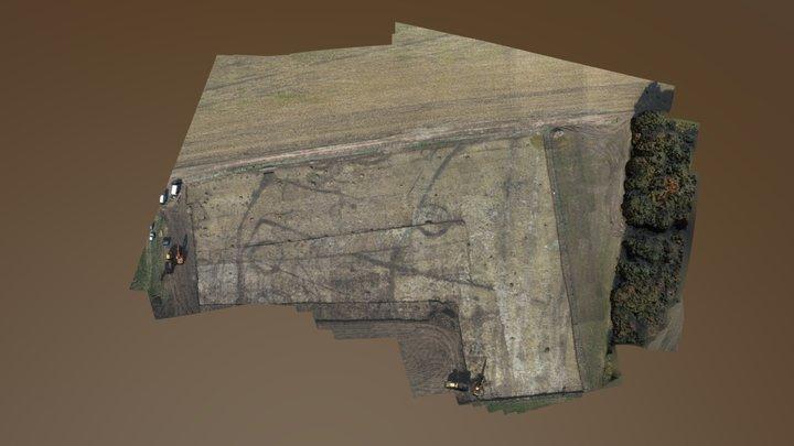 Wantage arch. 3D Model