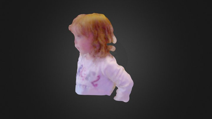 lila 3D Model