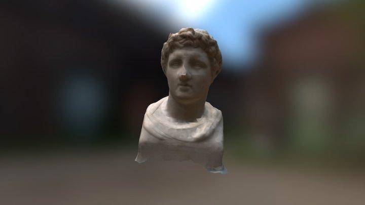 Demetrio Poliorcetes 3D Model