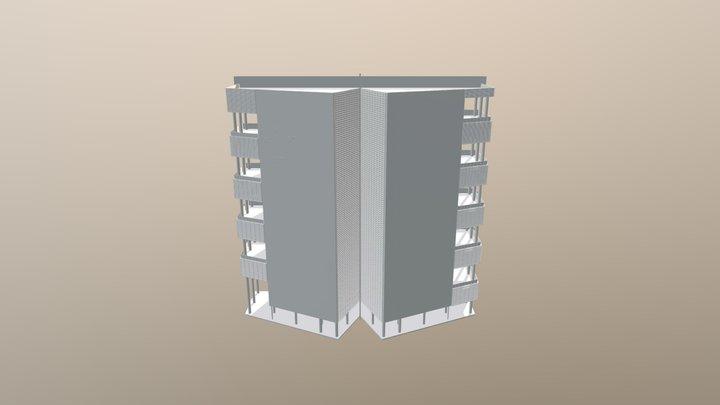 ESTUDOSANTACATARINA-0001-VISTA3D-{3D} 3D Model