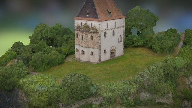 3D Scan der Doppelkapelle zu Landsberg 3D Model