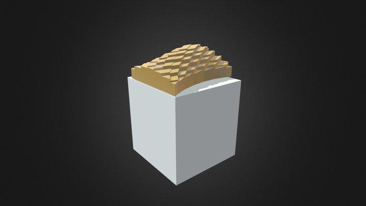 Jean 3D Model