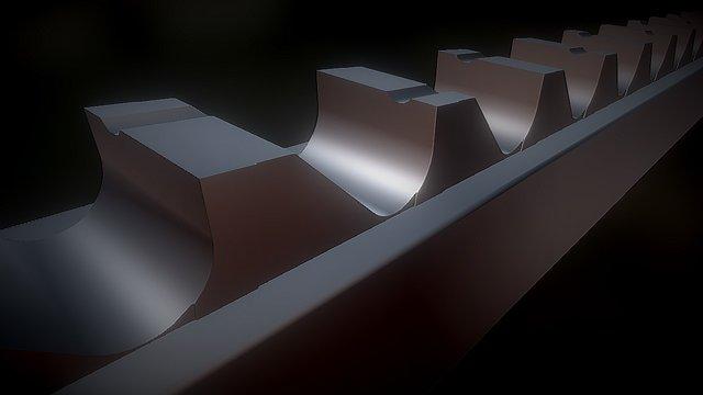 Provlakac 151018 3D Model
