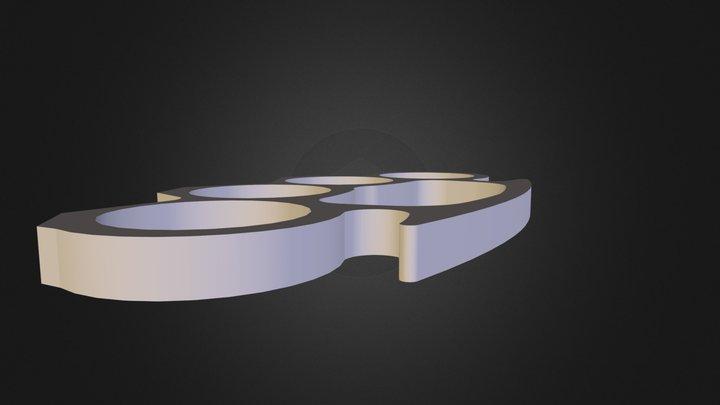 knucks.obj 3D Model