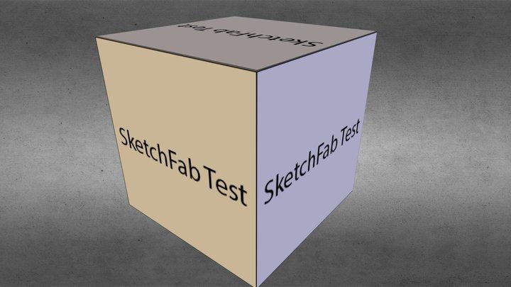 Cube_Acosta_Mike.zip 3D Model