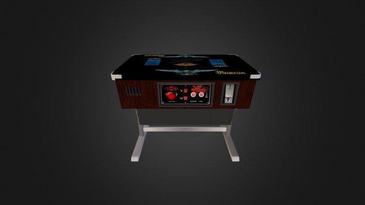 Phoenix - Tabletop 3D Model