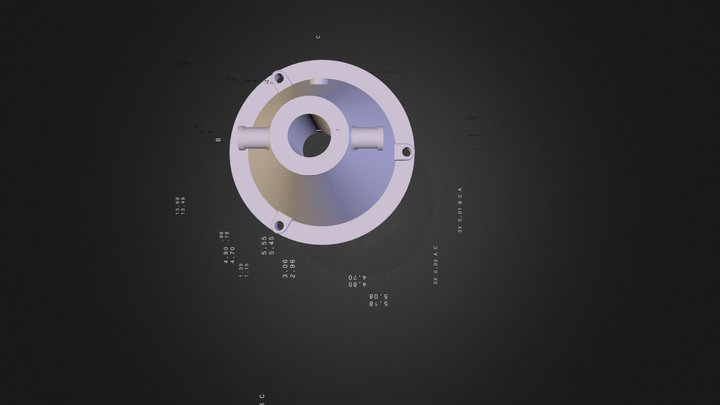 2M00001F-0001.wrl 3D Model