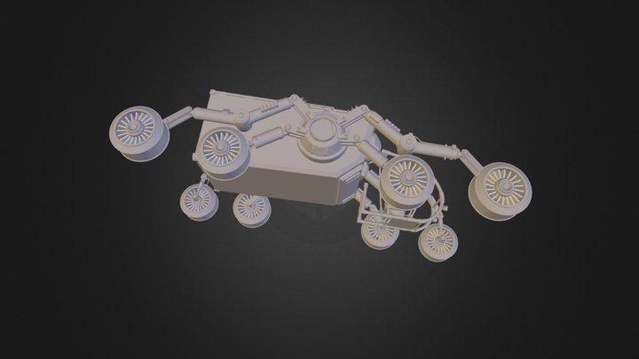 Rover_FULL 1.FBX 3D Model